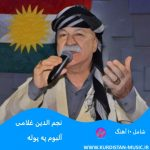 نجم الدین غلامی ئیواره ی,آلبوم په پوله نجم الدین غلامی