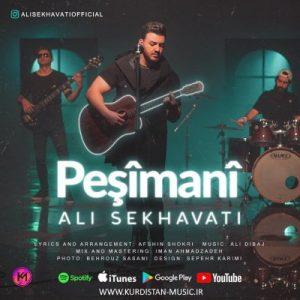علی سخاوتی پشیمانی,دانلود آهنگ علی سخاوتی با نام پشیمانی,Ali Sekhavati – Peşîmanî