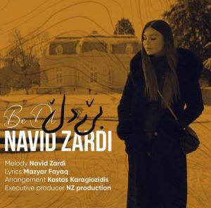 Navid Zardi Be DL,نوید زردی بی دل,دانلود آهنگ نوید زردی با نام بی دل,ده نگی نه وید زه ردی بی دل