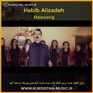 اهنگ کردی شاد حبیب علیزاد هاوسنگ | دانلود آهنگ حبیب علیزاده هاوسنگ
