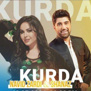 Navid Zardi & Shanaz – KURDA | نه وید زه ردی کورده| اهنگ نوید زردی کرده| دانلود آهنگ نوید زردی و شاناز با نام کرده