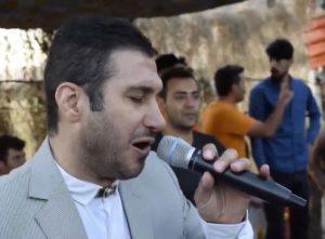 آهنگ ریمیکس کردی رضا نظری | آهنگ کردی شاد از رضا نظری