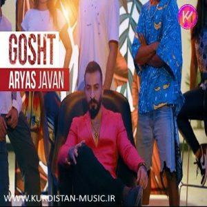 دانلود آهنگ گوشت از آریاس جوان | ئاهنگی گوشت له ئاریاس جه وان  Aryas Javan Gosht